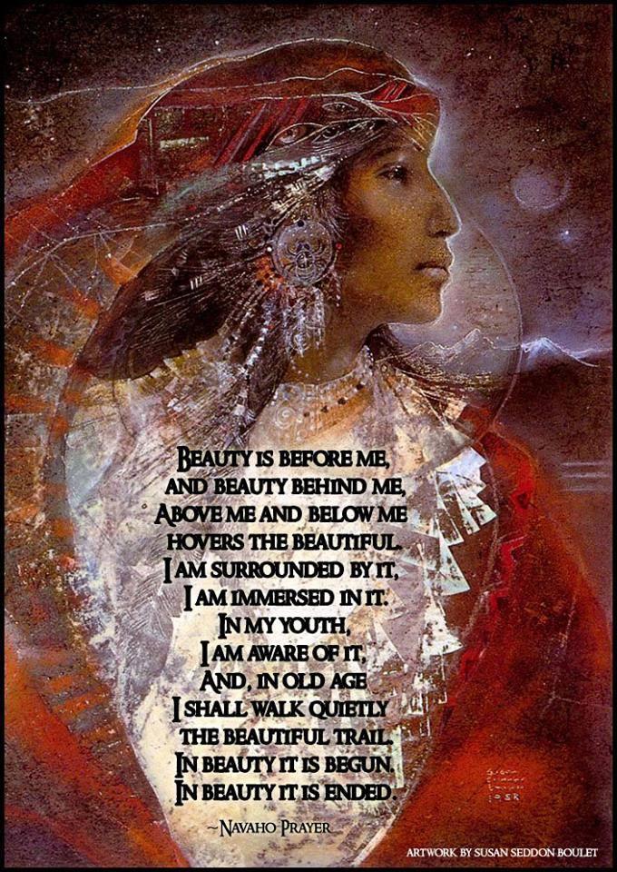 Navaho Prayer
