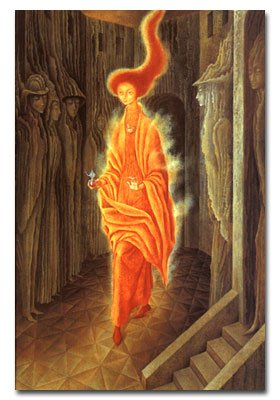 remedios varo - the call