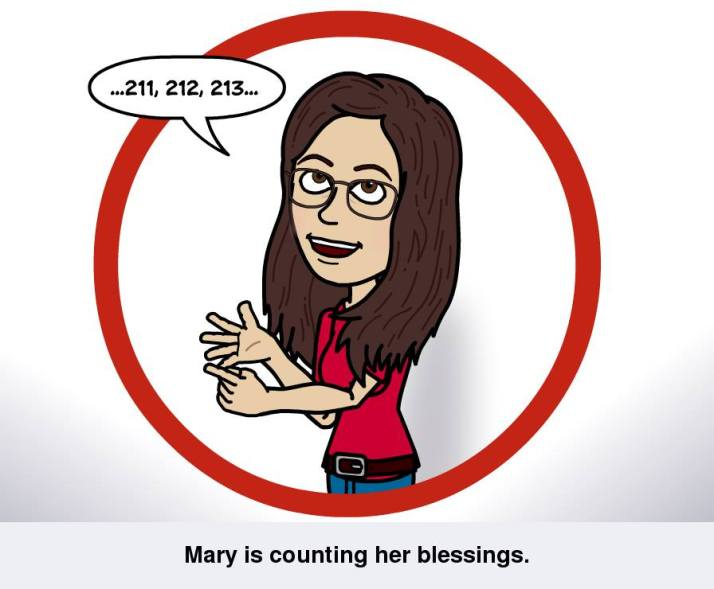 bitstrips - blessings