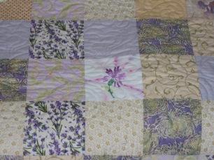 Loving the lavender colors