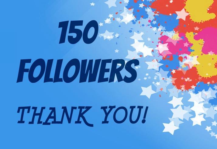150 followers