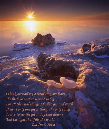 inuit poem