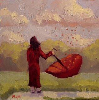 """Pennies From Heaven,"" by artist Heidi Matoll"