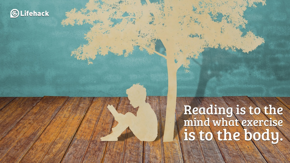 """reading is to the mind what exercise is to the body """"reading is to the mind what exercise is to the body"""" """"a man practices the art of adventure when he breaks the chain of routine and renews his life through."""