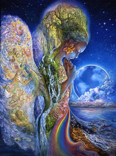 Image from artist Josephine Wall, http://www.josephinewall.co.uk/sadness.html