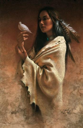 "Image by artist Lee Bogle, ""Peace"" www.leebogle.com"