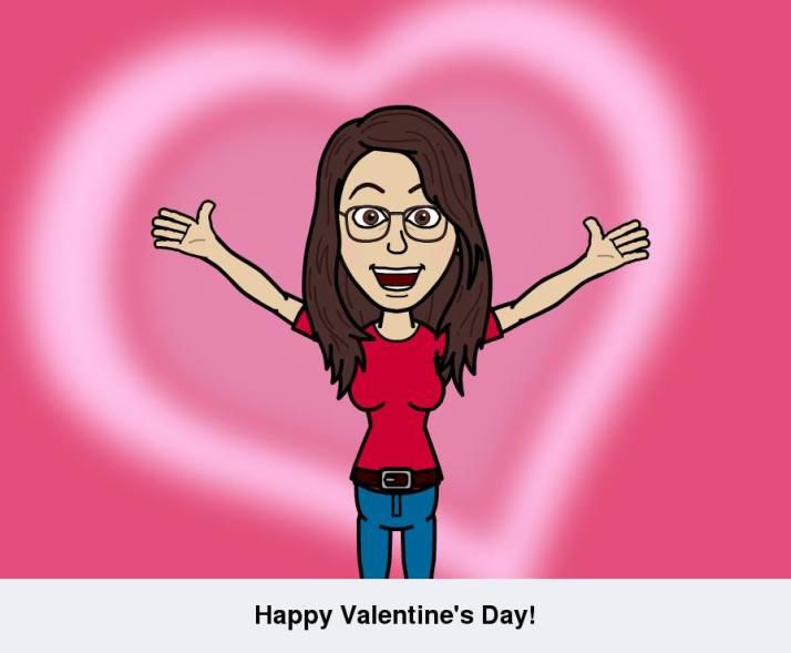 bitstrips - valentines day