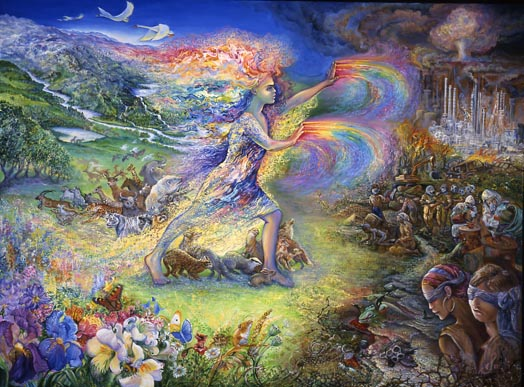 "Image by artist Josephine Wall, ""No More"" http://www.josephinewall.co.uk/no_more.html"
