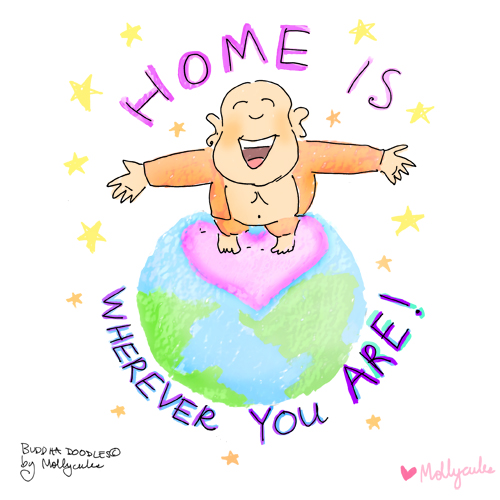 Image from www.buddhadoodles.com